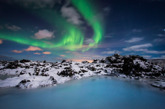Guest Post: Land of Extremes - an Icelandic Honeymoon Adventure