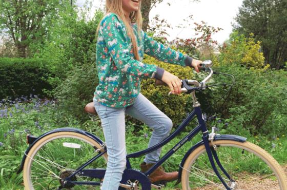 Vera's Birthday Bike