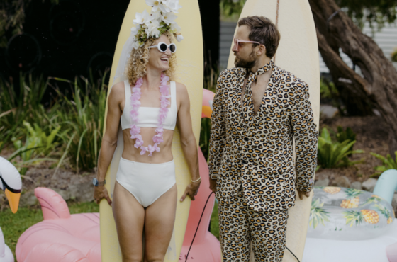 An Events Stylist's Australian Beach Wedding and Party Weekend