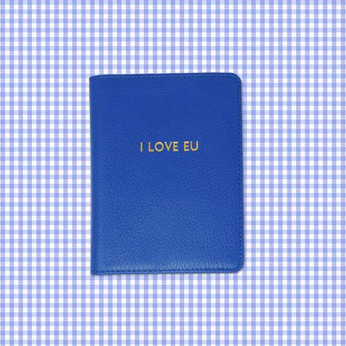 I love EU passport cover